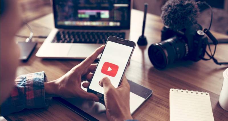 5 Top Tips on How to Start a YouTube Channel