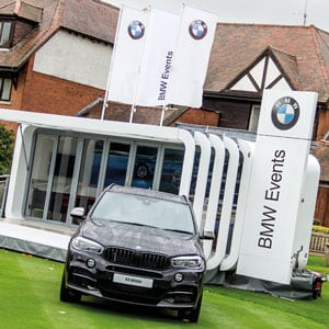European Senior Masters BMW